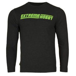 Лонгслив EH LINE (графит) Extreme Hobby