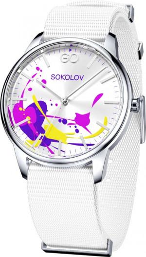 Женские часы SOKOLOV 326.71.00.000.08.03.2