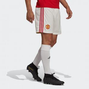 Домашние игровые шорты Манчестер Юнайтед 21/22 adidas Performance