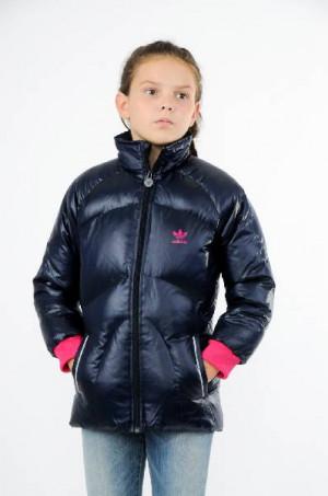 Пуховик J DOWN JKT, adidas