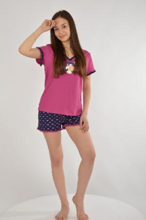 Пижама с шортами Nici