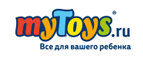 Интернет-магазин и каталог myToys